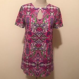 Vintage tunic top or dress.